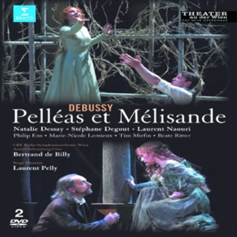 Pelleas & Melisande 2 Dvd