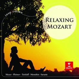 RELAXING MOZART VARIOUS W.A. MOZART, CD