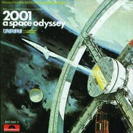SPACE ODYSSEY 2001 Audio CD, OST, CD