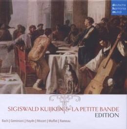 SIGISWALD KUIJKEN.. -LTD- WORKS BY MOZART/GEMINIANI/MUFFAT/HAYDN/RAMEAU SIGISWALD/LA PET KUIJKEN, CD