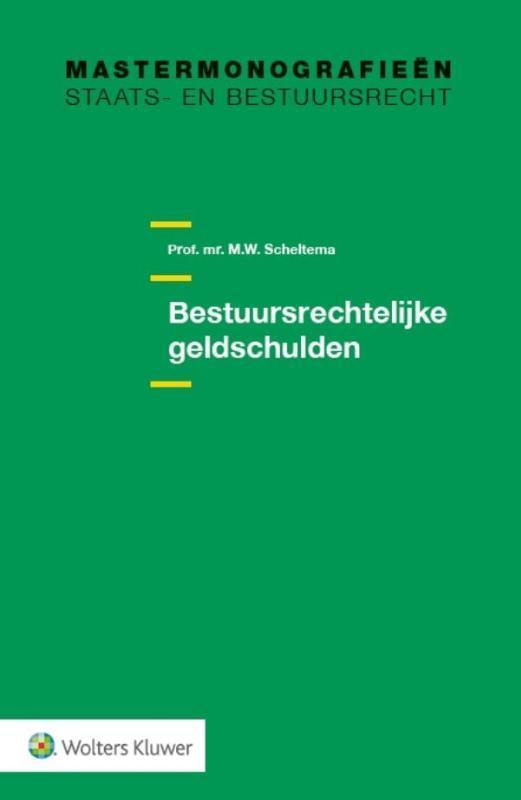 Bestuursrechtelijke geldschulden Paperback