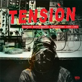 TENSION: SPANISH.. .. EXPERIMENTAL V/A, CD