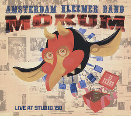 MOKUM 16 FAVE TRACKS RE-RECORDED FOR SELECTED AUDIENCE AMSTERDAM KLEZMER BAND, CD