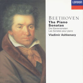 COMPLETE PIANO SONATAS ASHKENAZY Audio CD, L. VAN BEETHOVEN, CD