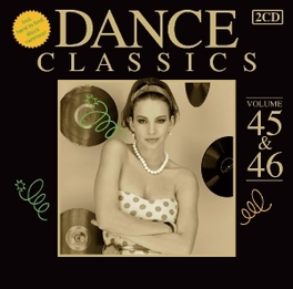 DANCE CLASSICS VOL.45&46 V/A, CD