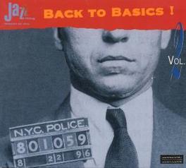 BACK TO BASICS VOL.2 W/RODNEY JONES/PEE WEE ELLIS/HANS THEESSINK/BRUCE COX/ V/A, CD