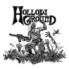 WARLORD HOLLOW GROUND, Vinyl LP