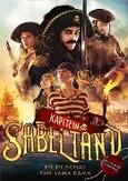 Kapitein sabeltand, (DVD)