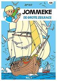 JOMMEKE 128. DE GROTE ZEILRACE JOMMEKE, Nys, Jef, Paperback