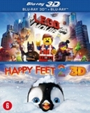 Lego movie 3D/Happy feet 2...