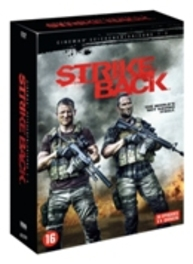 Strike back - Seizoen 1-3, (DVD) BILINGUAL - CINEMAX TV SERIES, DVDNL