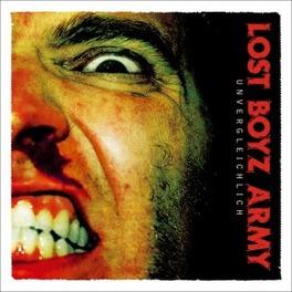 UNVERGLEICHLICH JONATHAN DAVID LOST BOYZ ARMY, CD
