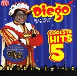 COOLSTE HITS 5 DIEGO, CD