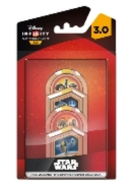 Disney Infinity 3.0 Power Discs - Rise Against The Empire (4 Pack)