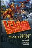 Legion Of Super-heroes...