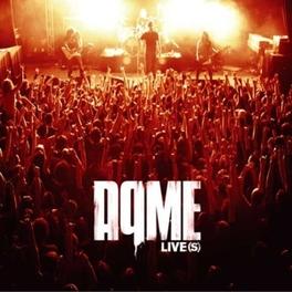 LIVE(S) -CD+DVD/DIGI- DVD:PAL, ALL REGIONS// DD 5.1// 4:3 AQME, CD