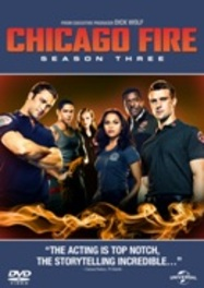 Chicago fire - Seizoen 3, (DVD) BILINGUAL /CAST: JESSE SPENCER, TAYLOR KINNEY TV SERIES, DVDNL
