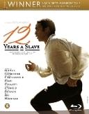 12 years a slave, (Blu-Ray)
