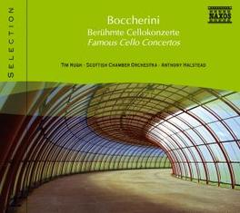 FAMOUS CELLO SONATAS SCOTTISH C.O. L. BOCCHERINI, CD