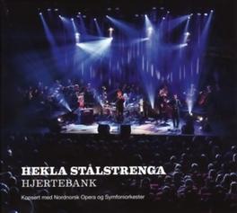 HJERTEBANK W/NORDNORSK OPERA/SYMFONIORKESTER HEKLA STALSTRENGA, CD