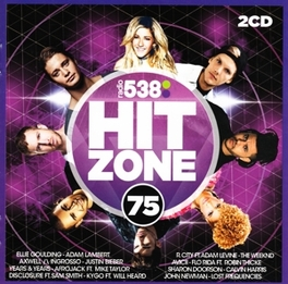 Radio 538 Hitzone 75 2-CD