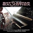 MUSIC OF BATTLESTAR.. .. GALACTICA FOR SOLO PIANO