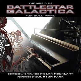 MUSIC OF BATTLESTAR.. .. GALACTICA FOR SOLO PIANO OST, CD