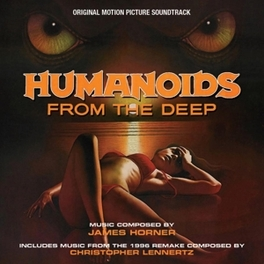 HUMANOIDS FROM THE DEEP OST, CD