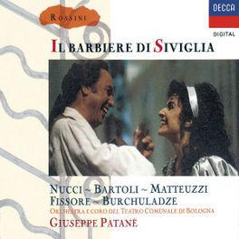 IL BARBIERE DI SIVIGLIA BARTOLI/ORCH.DEL TEATRO COM.DI BOLOGNA/PATANE Audio CD, G. ROSSINI, CD