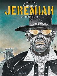 JEREMIAH 34. JUNGLE CITY JEREMIAH, Hermann, Paperback