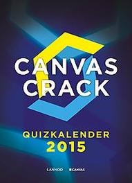 De canvascrack quizkalender 2015 Derycke, Erik, BHB