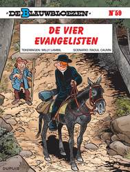 BLAUWBLOEZEN 59. DE VIER EVANGELISTEN