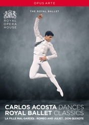 THE CARLOS ACOSTA COLLECT