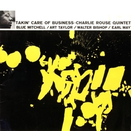 TAKIN' CARE OF.. -LTD- 180GR AUDIOPHILE VINYL ROUSE, CHARLIE -QUINTET-, Vinyl LP