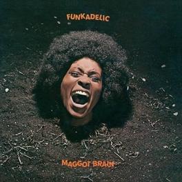 MAGGOT BRAIN-COLOURED/HQ- 180GR. FUNKADELIC, Vinyl LP
