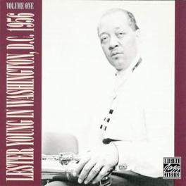 IN WASHINGTON D.C.'56 V.1 Audio CD, LESTER YOUNG, CD