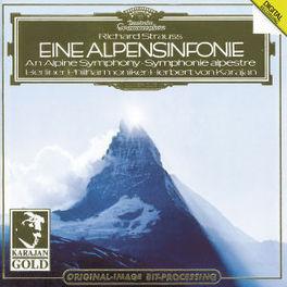 EINE ALPENSINFONIE OP.64 BERLINER PHILHARMONIKER/KARAJAN GOLD Audio CD, R. STRAUSS, CD