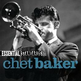 ESSENTIAL STANDARDS CHET BAKER, CD