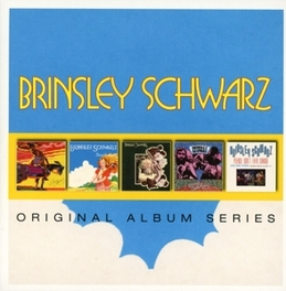 ORIGINAL ALBUM SERIES BRINSLEY SCHWARZ BRINSLEY SCHWARZ, CD