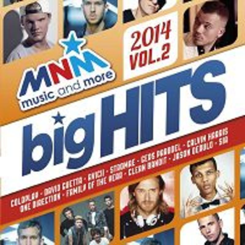 MNM BIG HITS 2014/2 V/A, CD