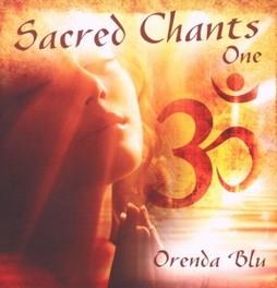 SACRED CHANTS ONE ORENDA BLU, CD