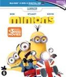 Minions, (Blu-Ray)