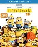 Minions (3D), (Blu-Ray)