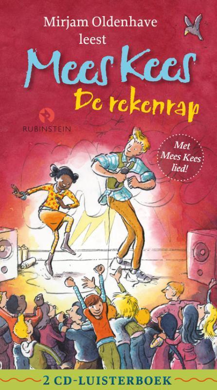 MEES KEES:DE REKENRAP  MIRJAM OLDENHAVE LUISTERBOEK, CD