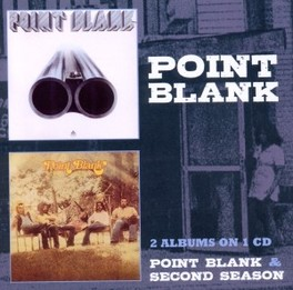 POINT BLANK/SECOND SEASON 2 ALBUMS ON 1 CD POINT BLANK, CD