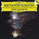 PIANO SONATAS/PATHETIQUE MOONLIGHT W/DANIEL BARENBOIM