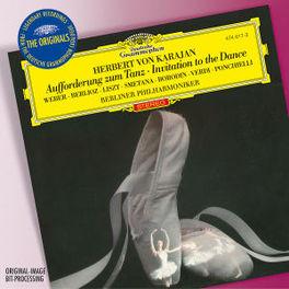 INVITATION TO THE DANCE /HERBERT VON KARAJAN Audio CD, BERLINER PHILHARMONIKER, CD