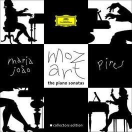 PIANO SONATAS W/MARIA JOAO PIRES Audio CD, W.A. MOZART, CD
