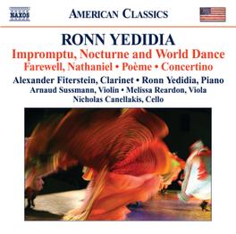 IMPROMPTU/NOCTURNE & WORL FILTERSTEIN/YEDIDIA/SUSSMANN R. YEDIDIA, CD