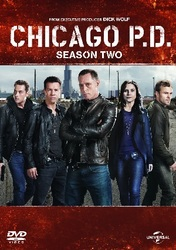 Chicago PD - Seizoen 2, (DVD)